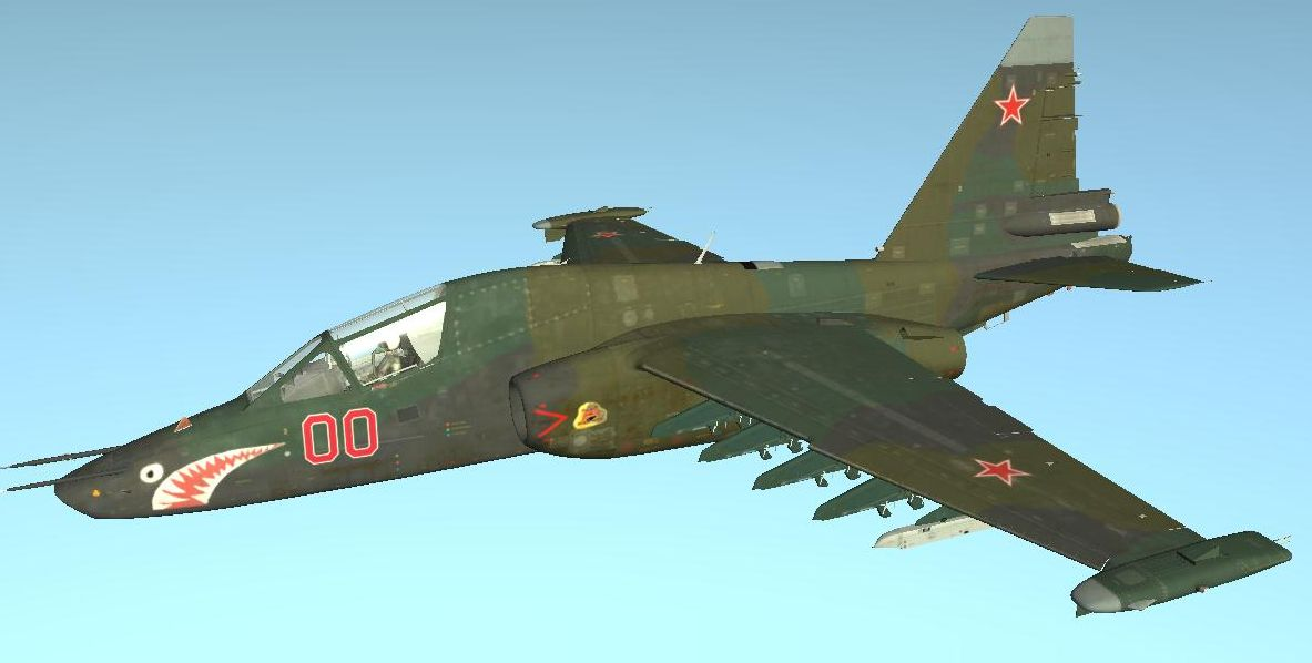 Su-25T Aggressor 1