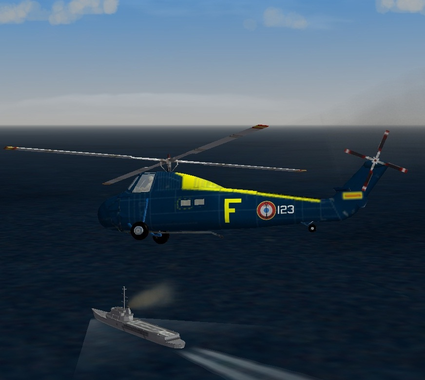Sea Bat \ UH-34
