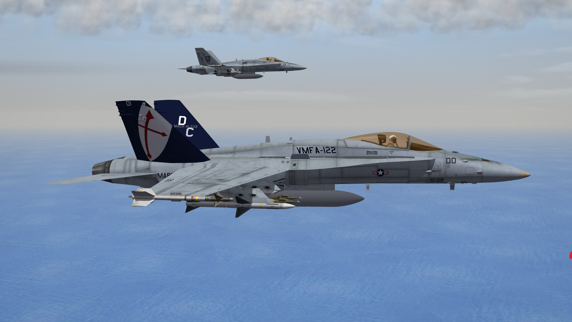F/A-18 Series By The Hornet Team (BETA!)