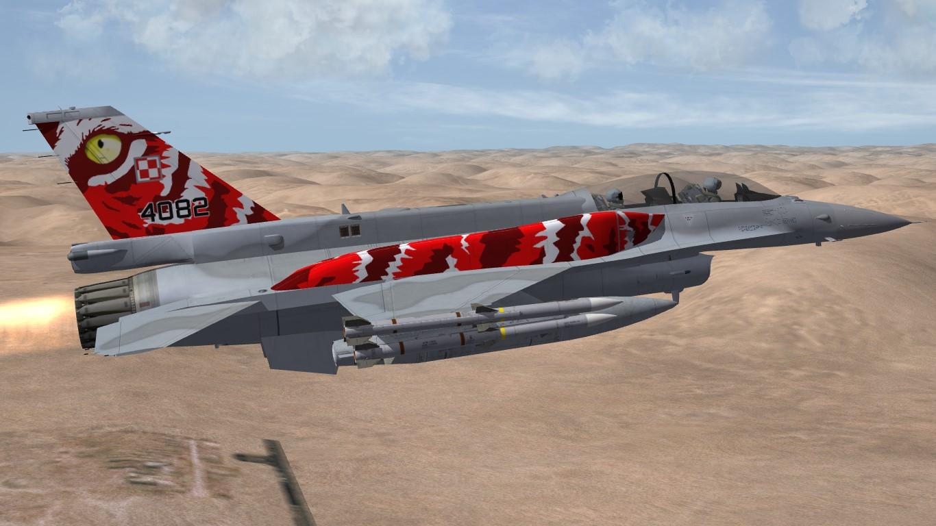 Polish Air Force F-16C/D  by The Viper Team