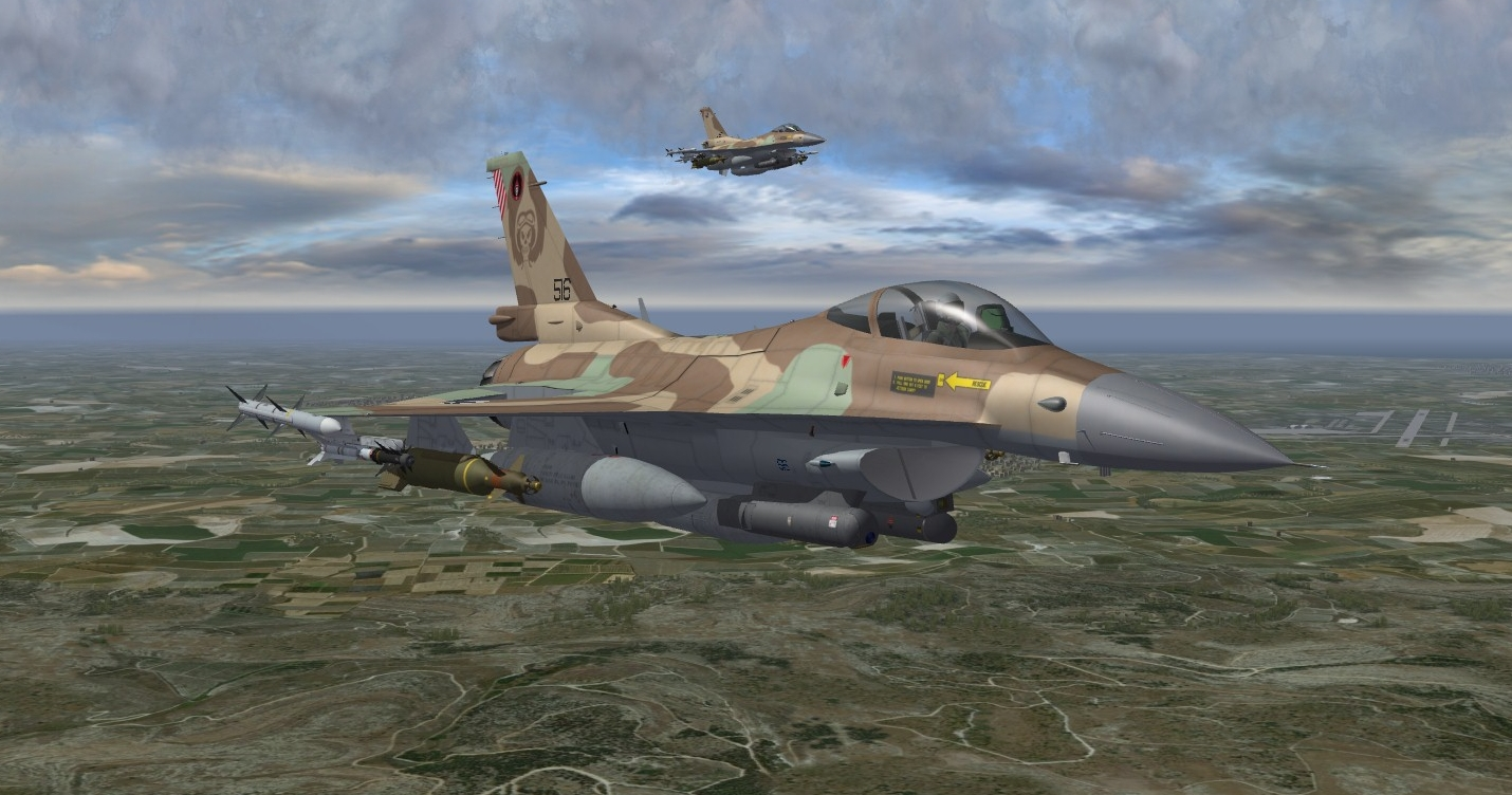 Israeli Air Force Viper Pack by Wilco