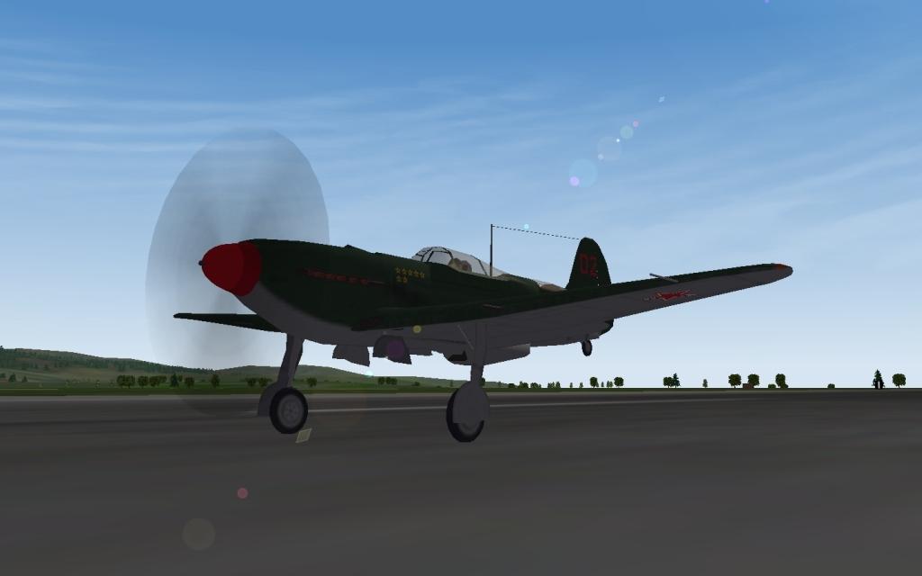 Kaw Yak-9P