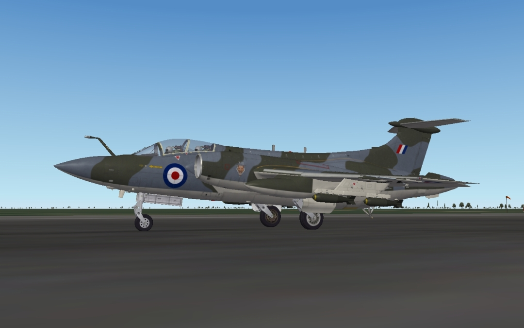 Buccaneer RAF and RAFG for SF1 only