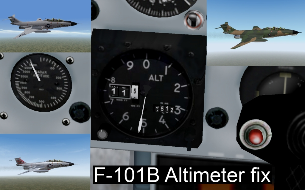 F-101B Altimeter Fix for WOx