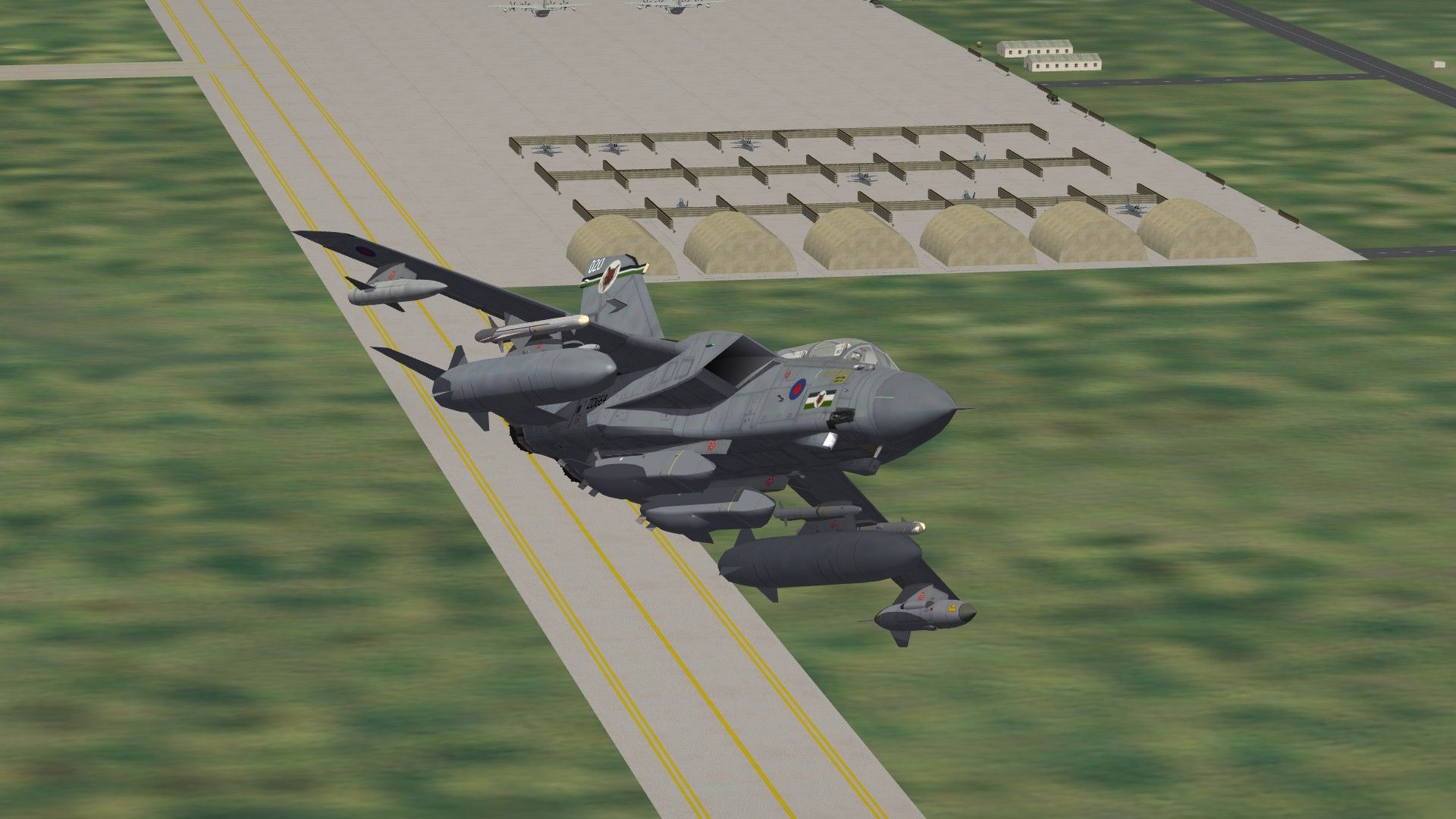 Tornado GR1/GR4 for SF2