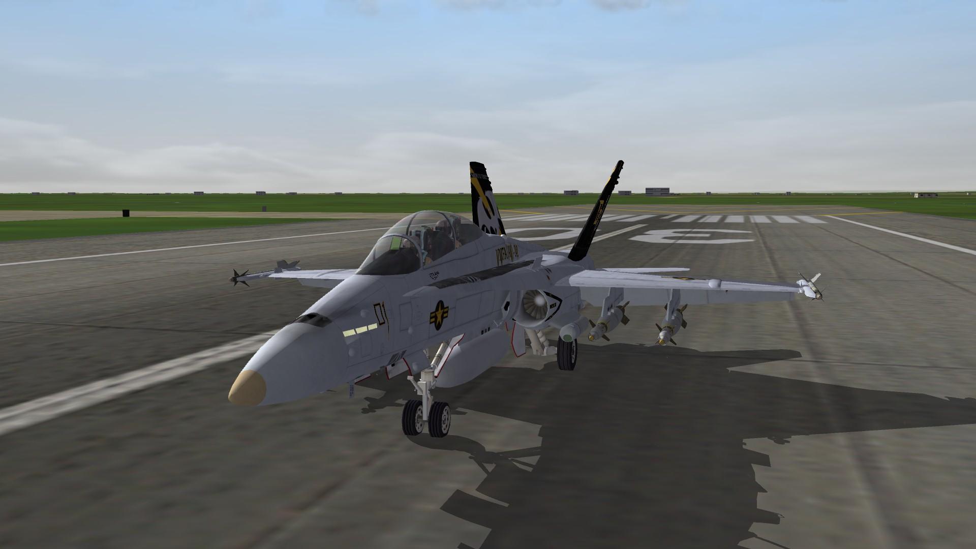 F/A-18B/D Series By The Hornet Team (BETA!)