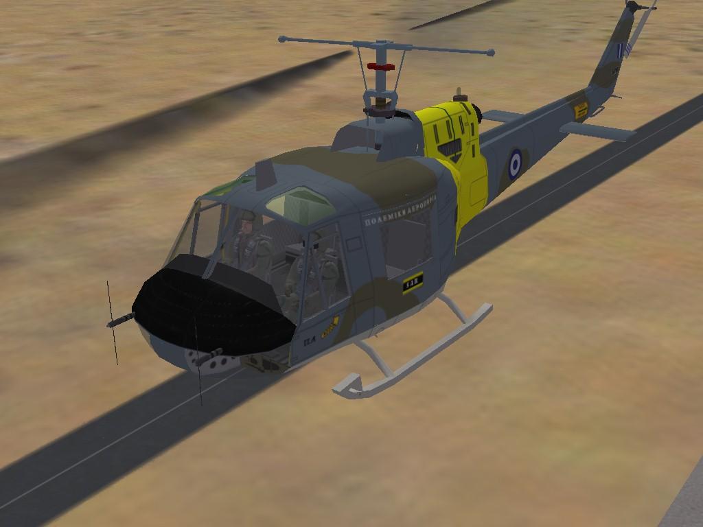 UH-1B SAR  HAF