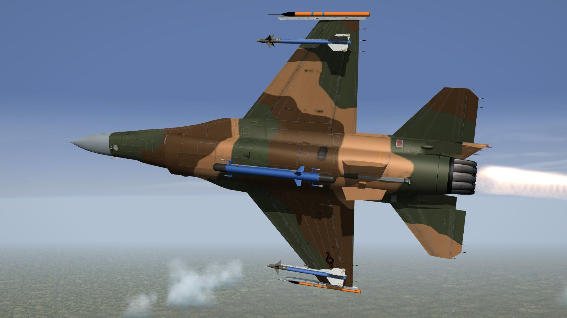 F-16C Block 30/32 Aggressors by The Viper Team