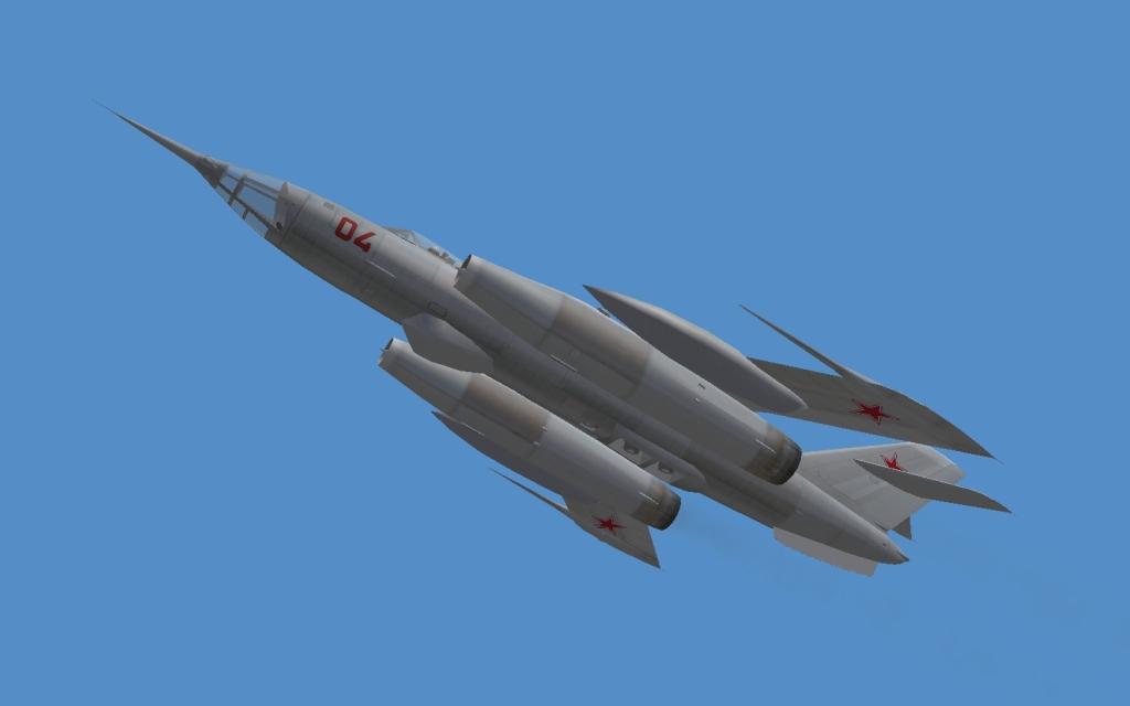 Yak-28 for SFP1