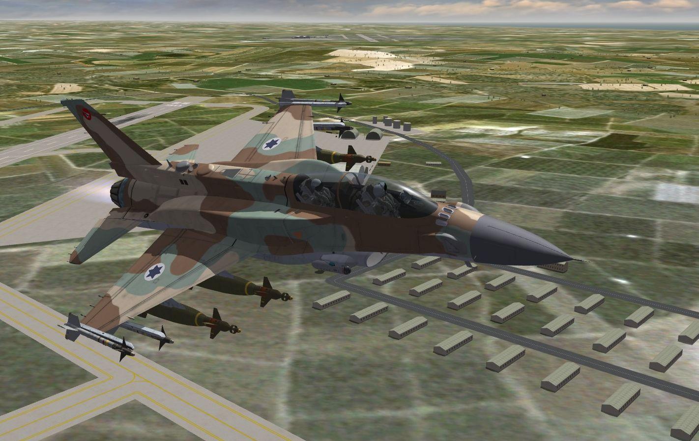 IAF F-16C/D/I  by The Viper Team