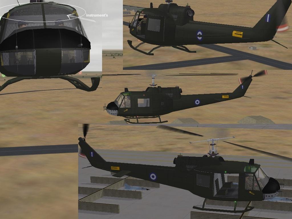 UH-1 Huey, Greek Army