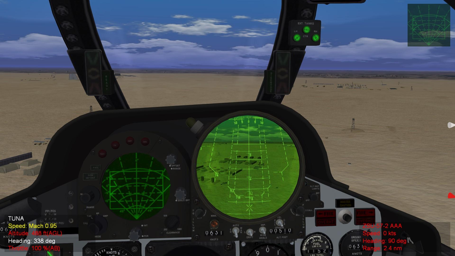 Iran-Iraq War Terrain/Campaign - Thirdwire: Strike Fighters