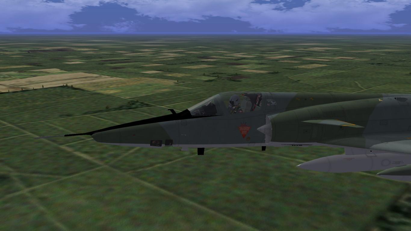 Mirage IIIRS - Thirdwire: Strike Fighters 2 Series - File