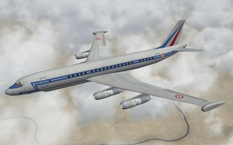 DC-8 Sarigue. SF2.