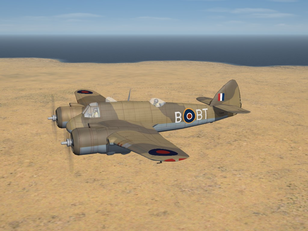 SF2 WW2 MTO Bristol Beaufighter Mk.1 series ( Early & Late), v.9 by Cocas