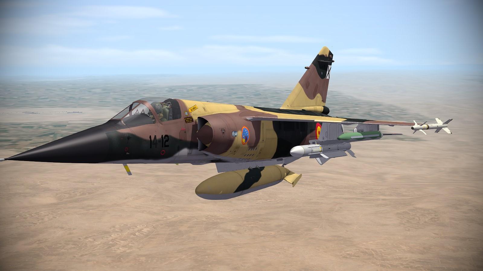 Mirage F1CE