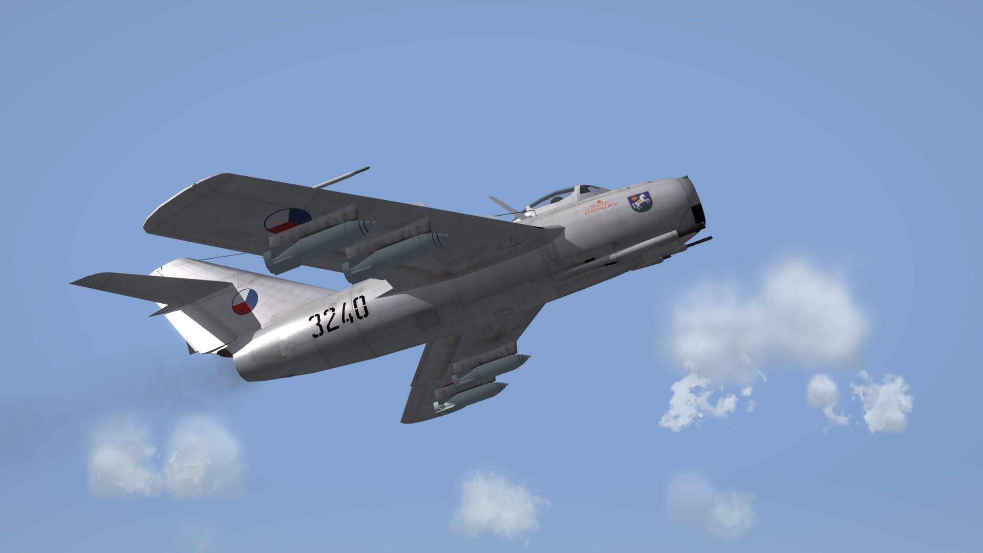 "MiG-15bis R1/3 ""Photobis"" & SB ""Fagot-B"""