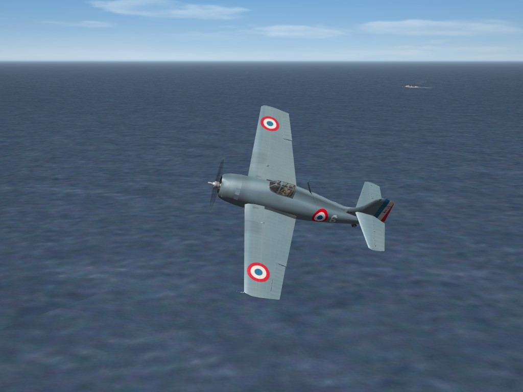 SF2 WW2 French Navy Aircraft and Ships Pak