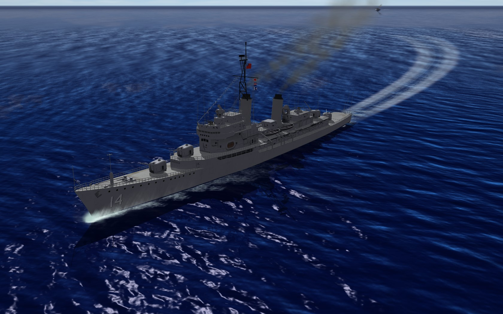 Benson-Livermore Classes MDAP Destroyers (*)