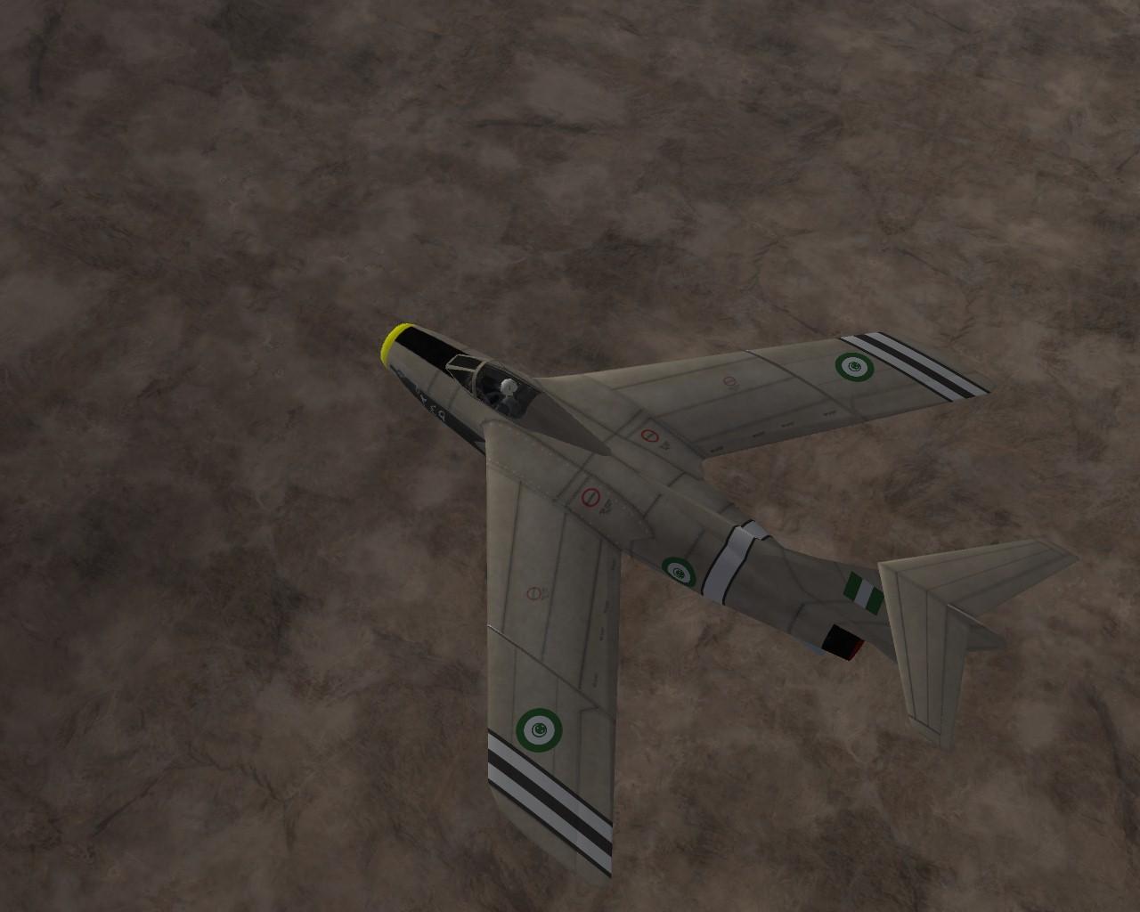 FMA IAe 33 Pulqui II EAF skin.