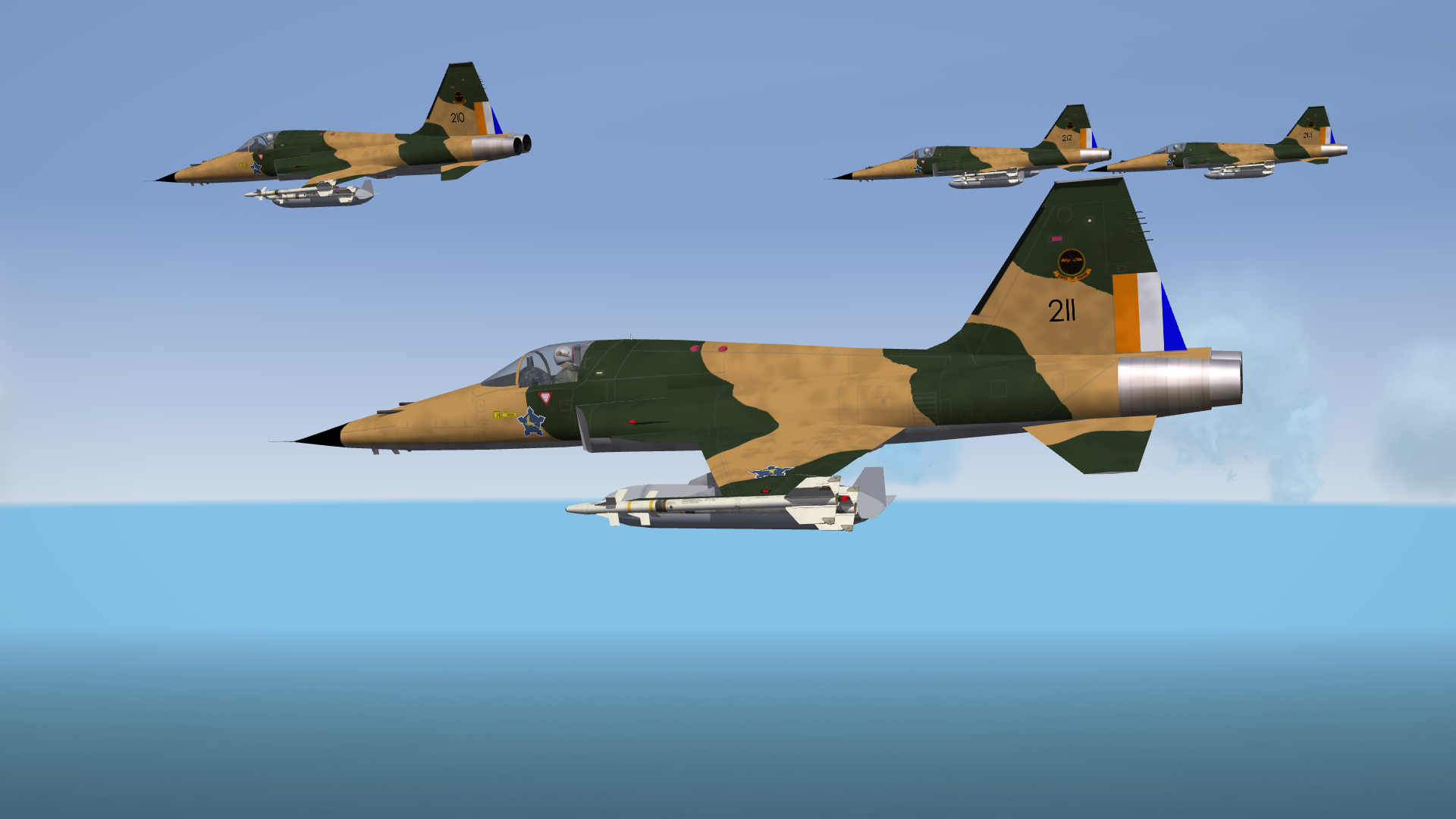 [Fictional] F-5E South African Air Force