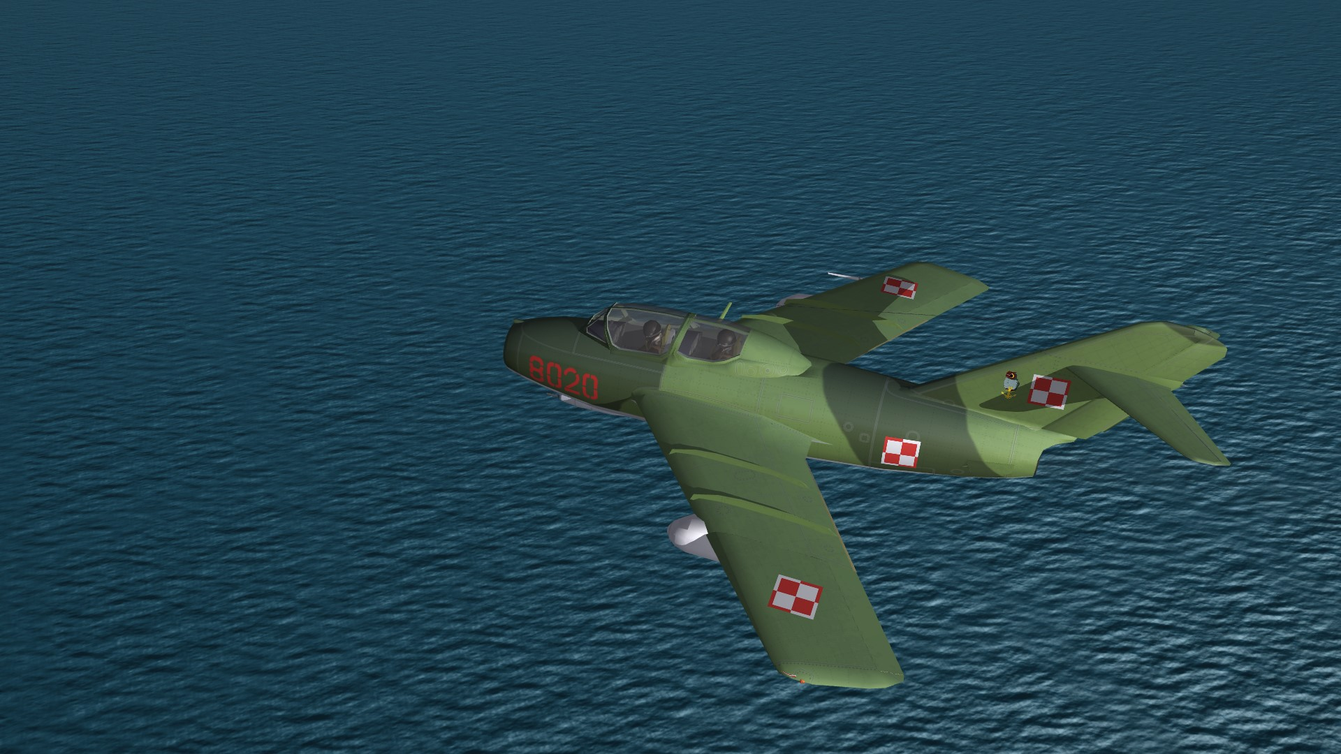 MiG-15 UTI Midget Collector Edition