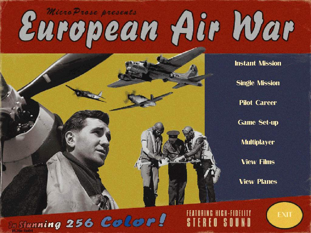 European Air War HD