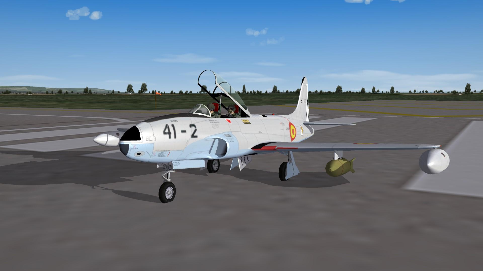 T.33A  Ejercito del Aire
