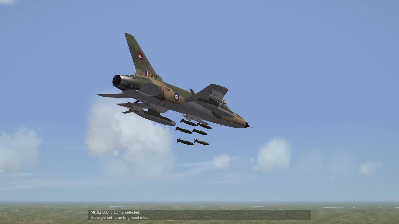 RAAF F-105D Thunderchief