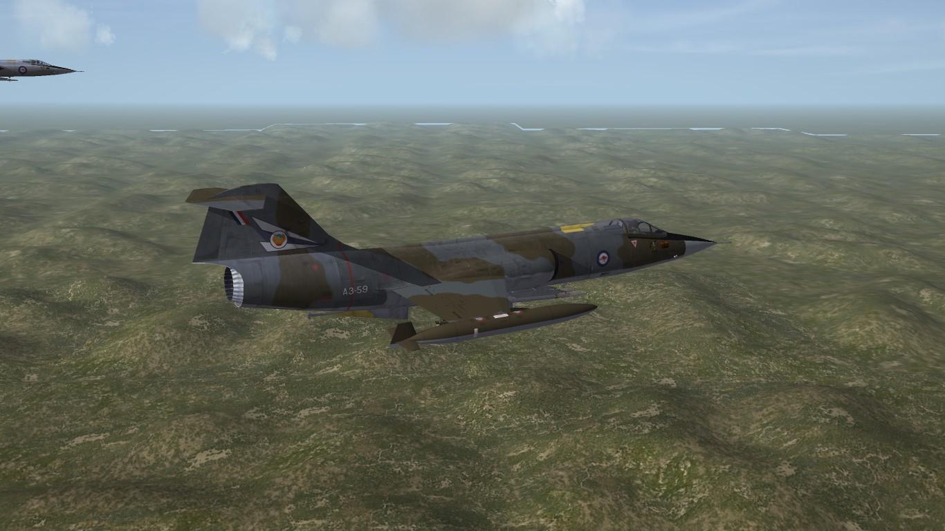 F-104G -  Royal Australian Air Force