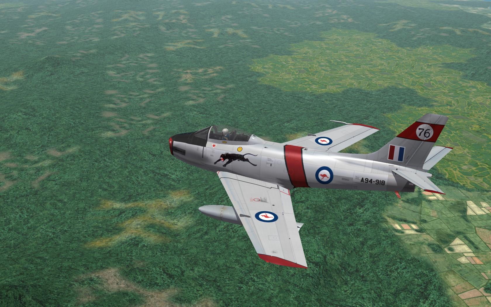 CAC Sabre Mk. 31 / 32
