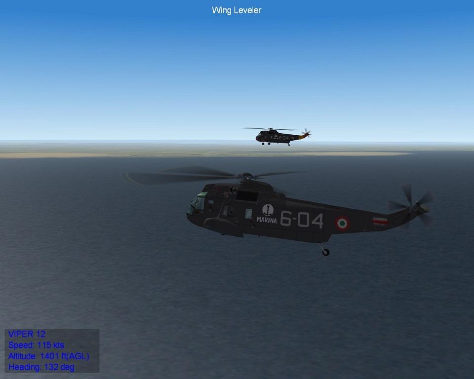 sf2 Sea King Italian