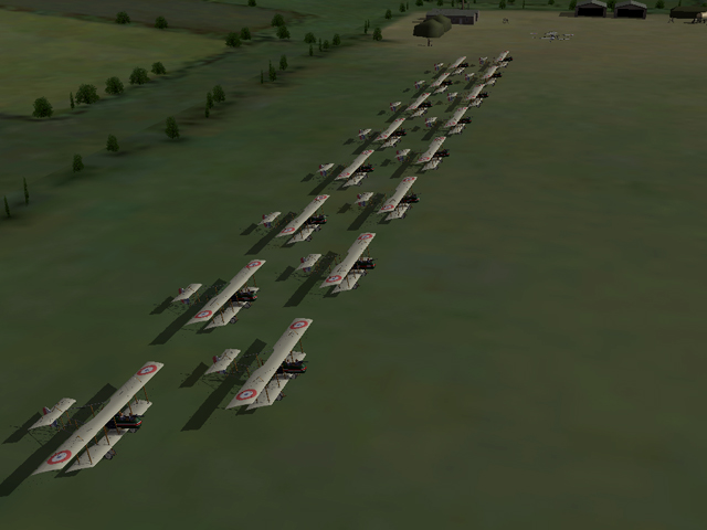 Airfields for Large Planes