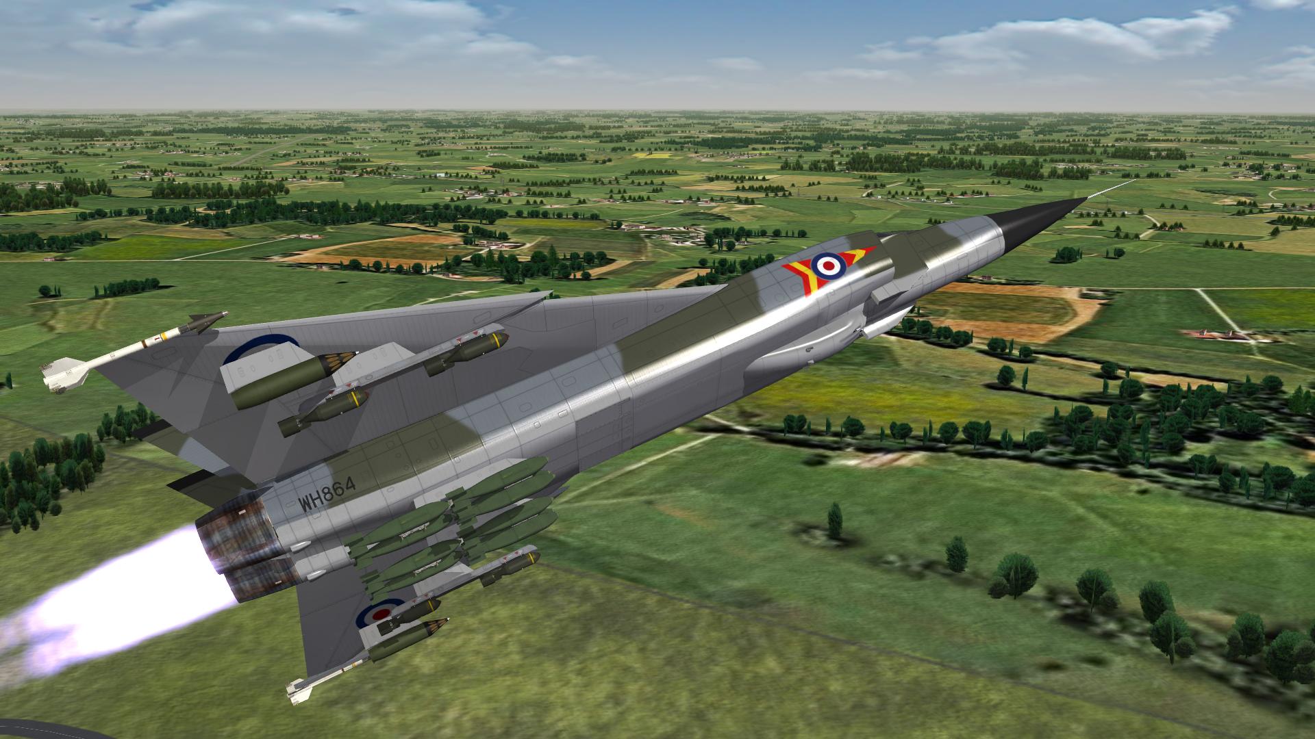 RAF Avro Arrows