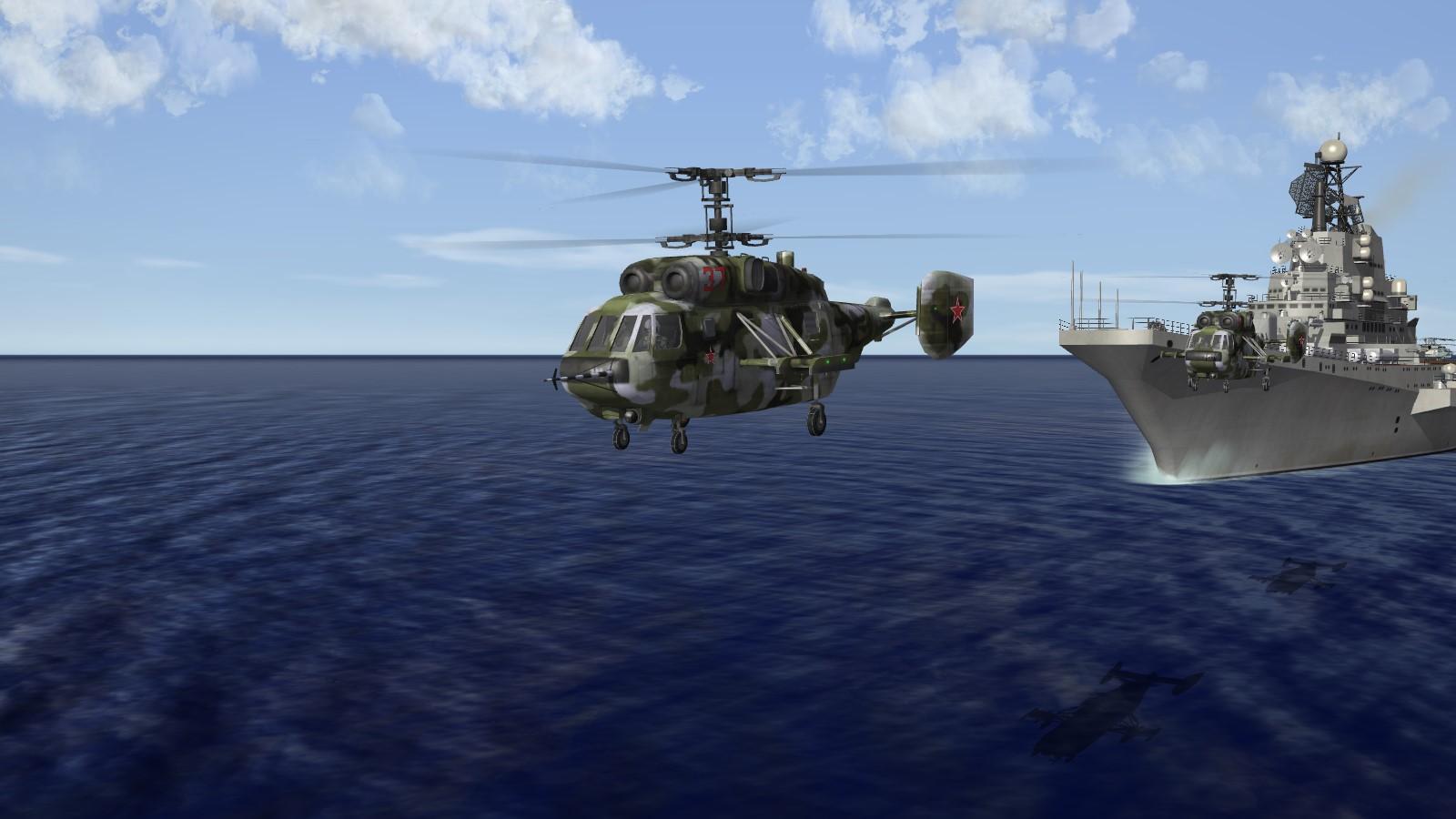 Ka-29 Helix-B