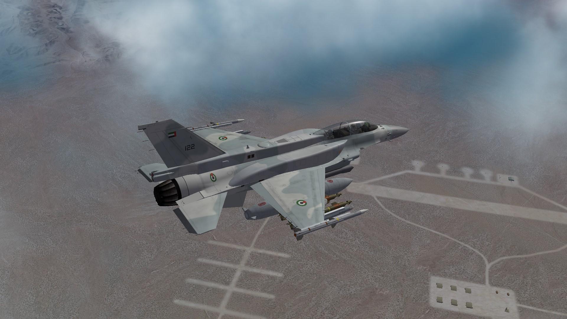 F-16E/F Block 60 REDUX