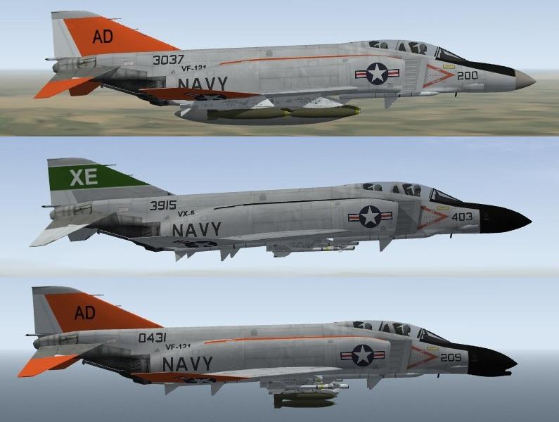 F-4A Phantom II