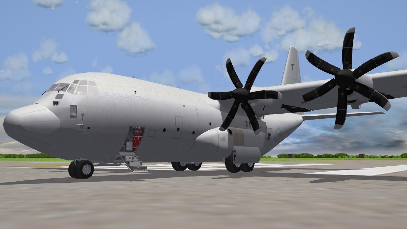 C-130 Hercules Superpack