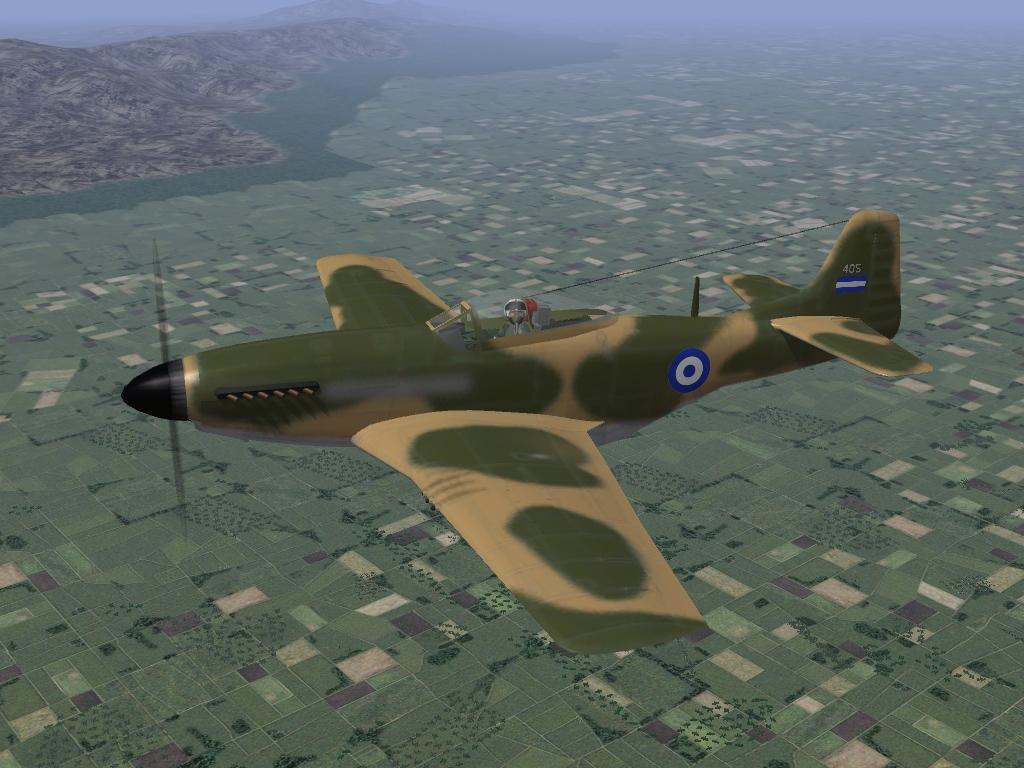 NAA P-51D Mustang, Fuerza Aérea Salvadoreña