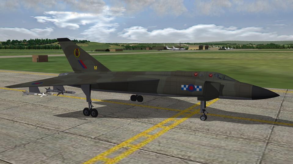 Avro Arrow FGR3