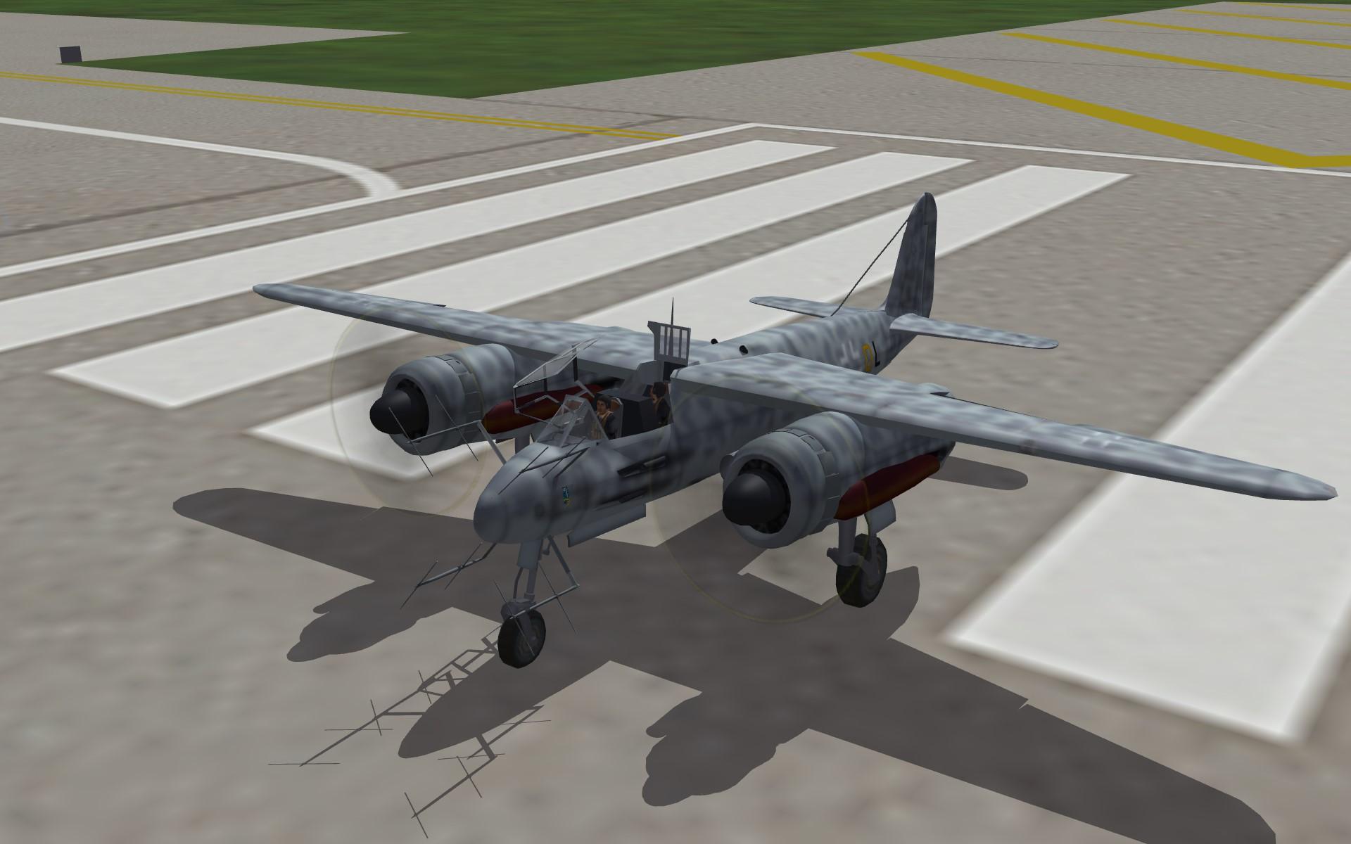 Focke-Wulf Ta-154U2