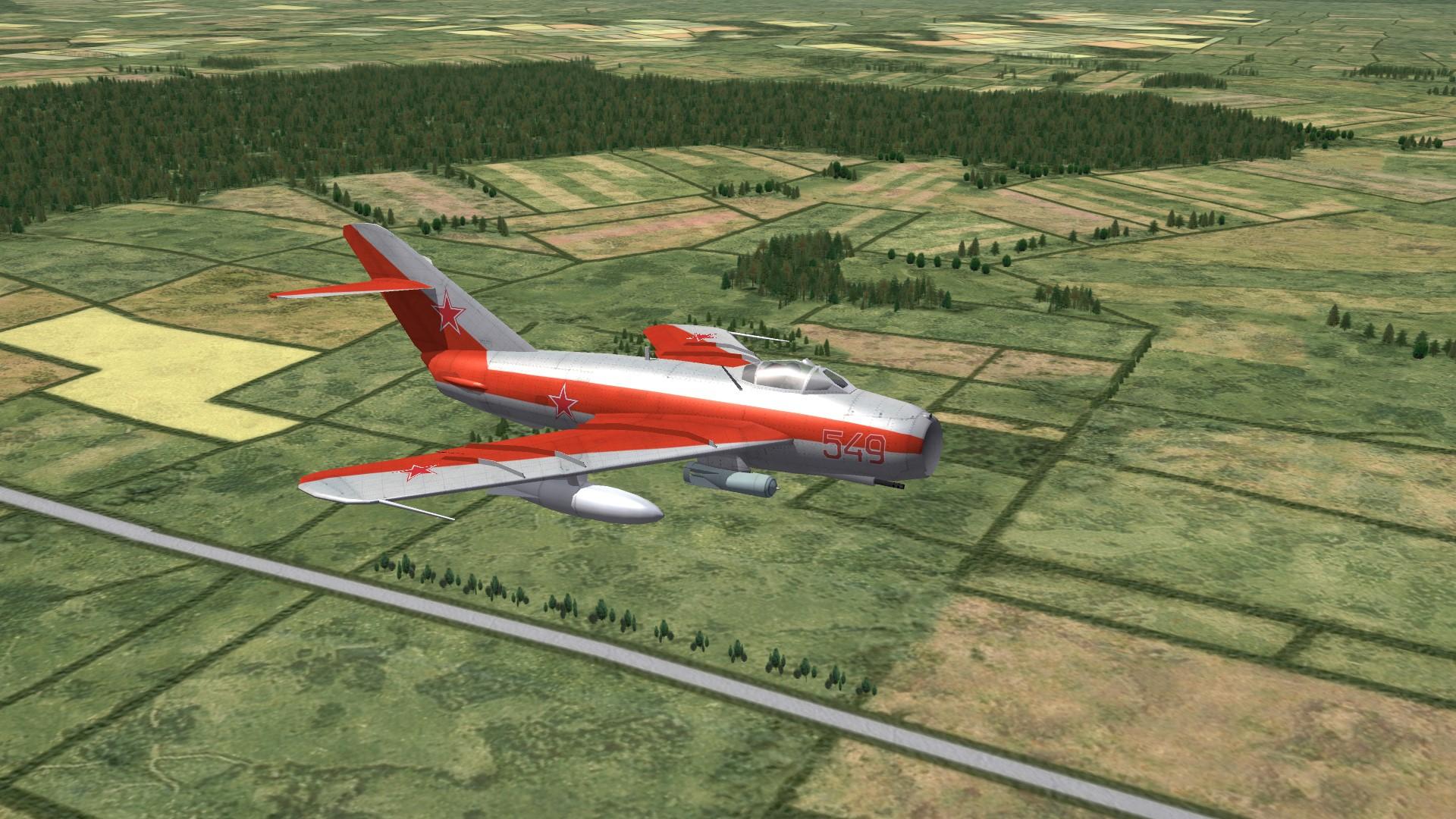 "MiG-17F ""Fresco-C"""
