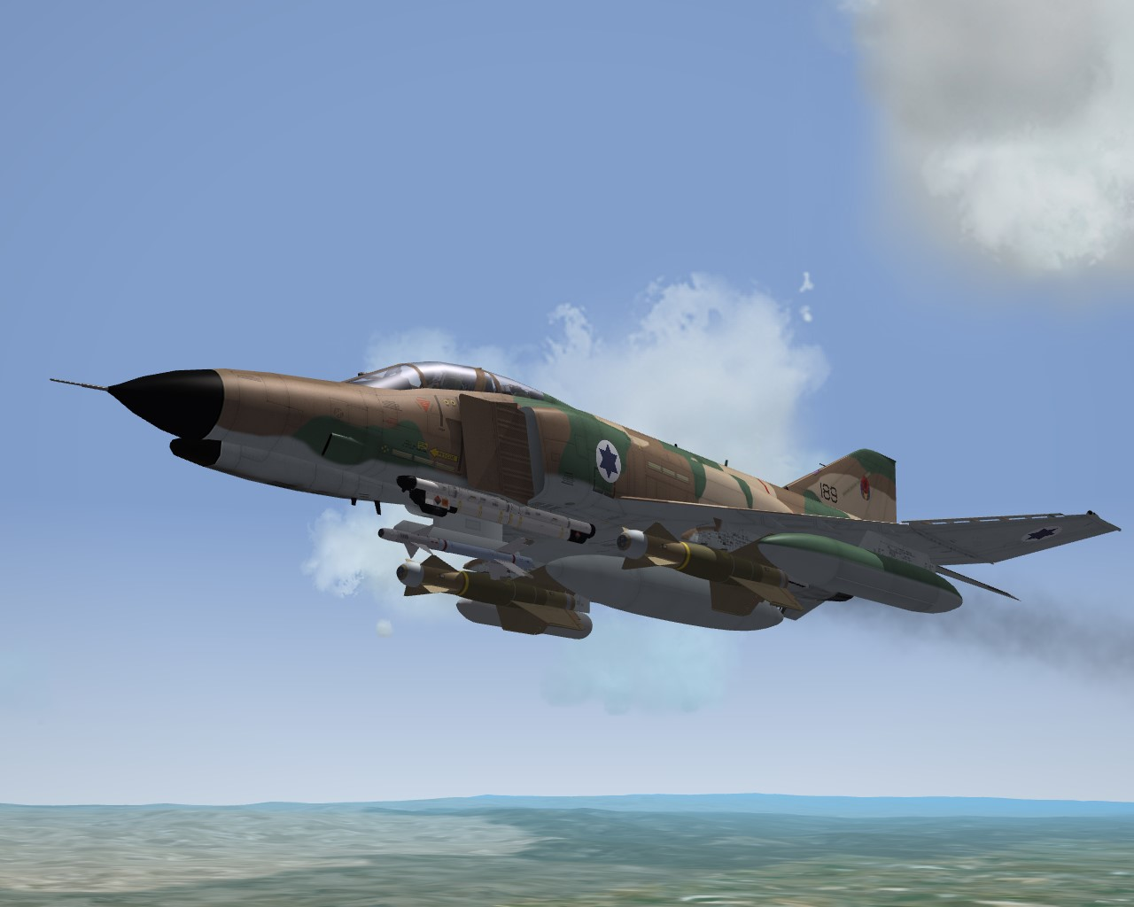 F-4E_78 Kurnass weapons mod