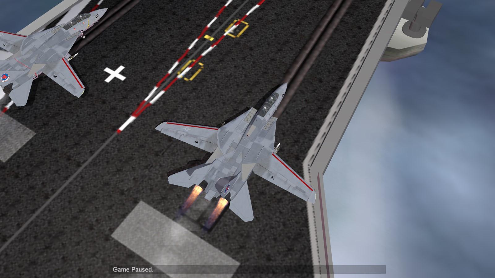 F-14A VF-110 Firebirds, Top Gun