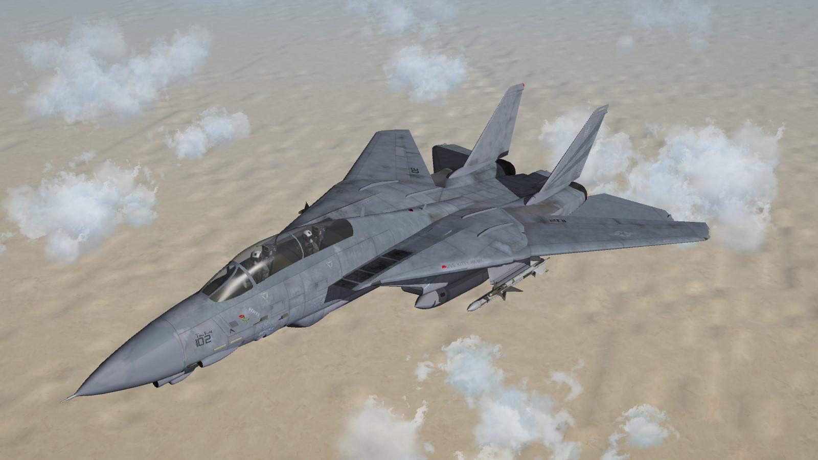 VF-154 Black Knights 1997-1999