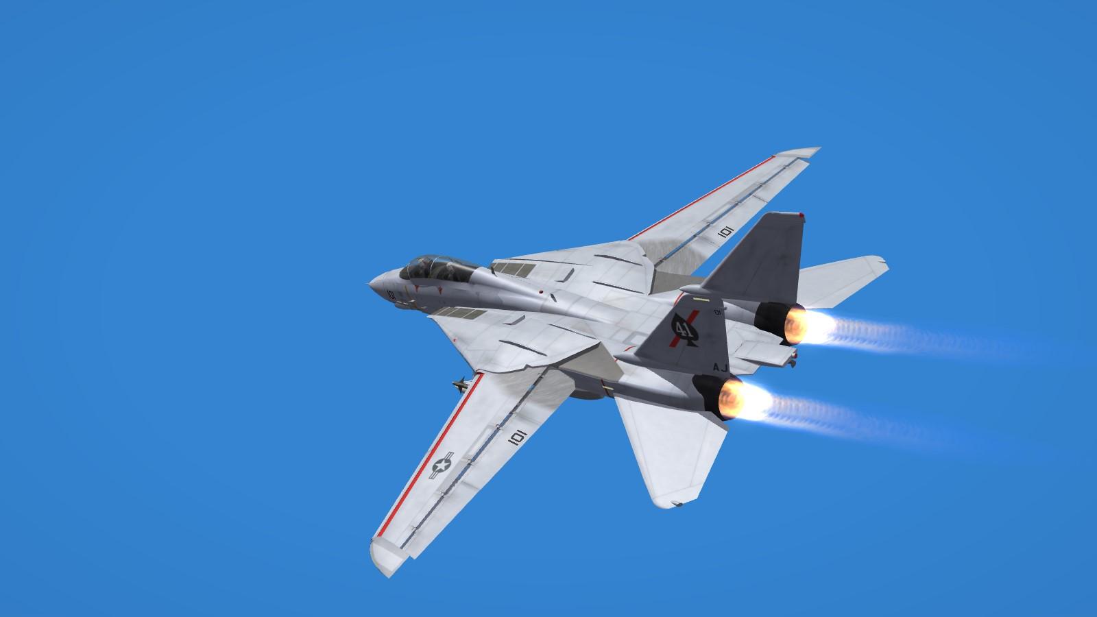 TMF F-14 Tomcat Super Pack v1.32