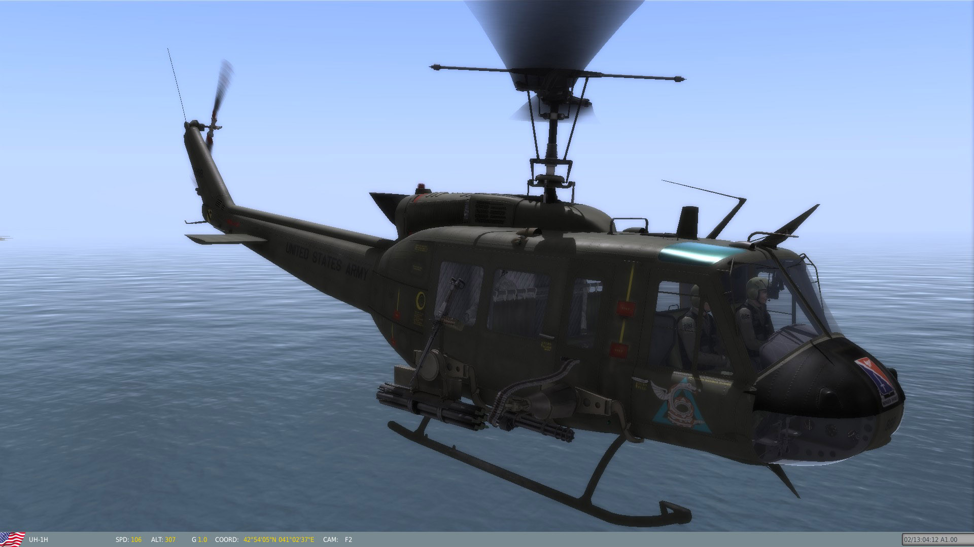 UH-1 Medal of Honor Skin Pack