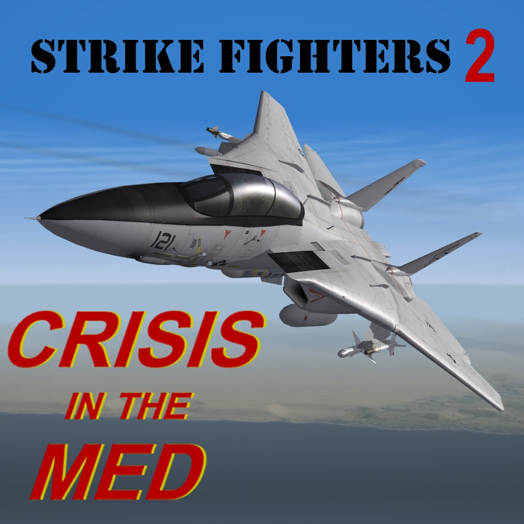 Strike Fighters 2: Crisis in the Med