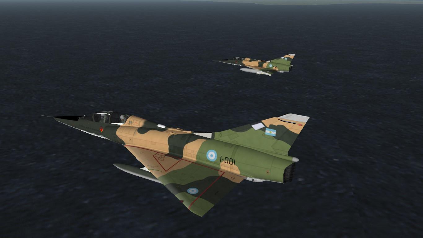 Mirage IIID Pack