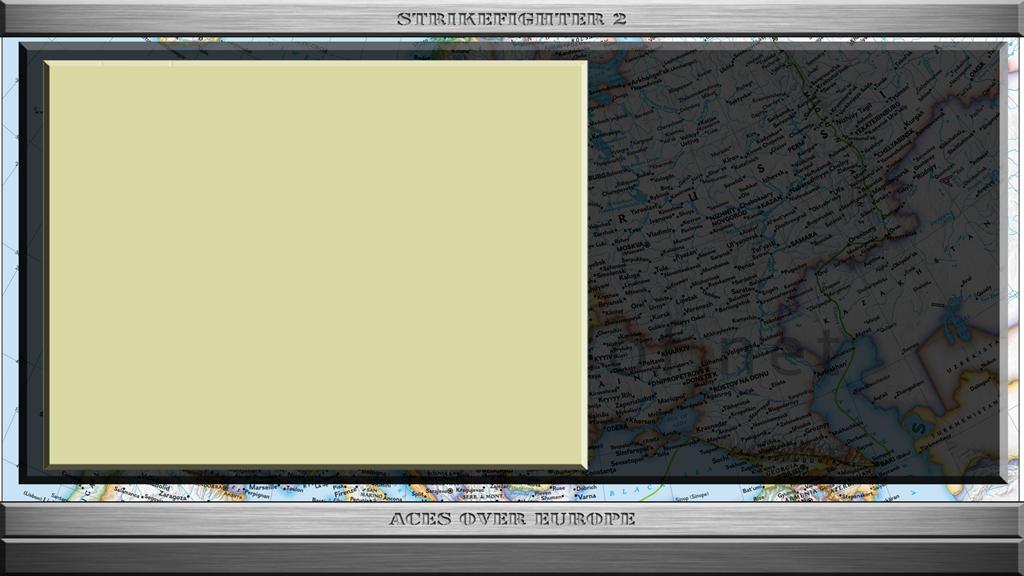 "SF2 ""Aces over Europe"" 1920x1080 Photoshop Menu Templates"